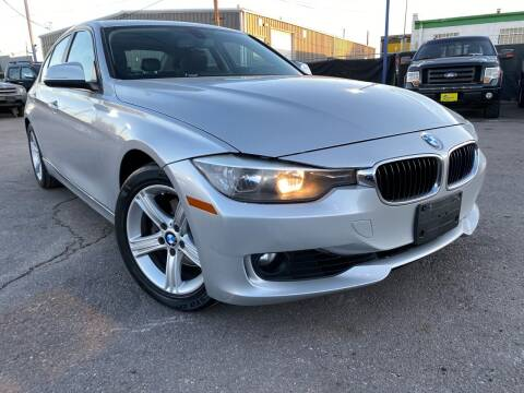 2013 BMW 3 Series for sale at New Wave Auto Brokers & Sales in Denver CO