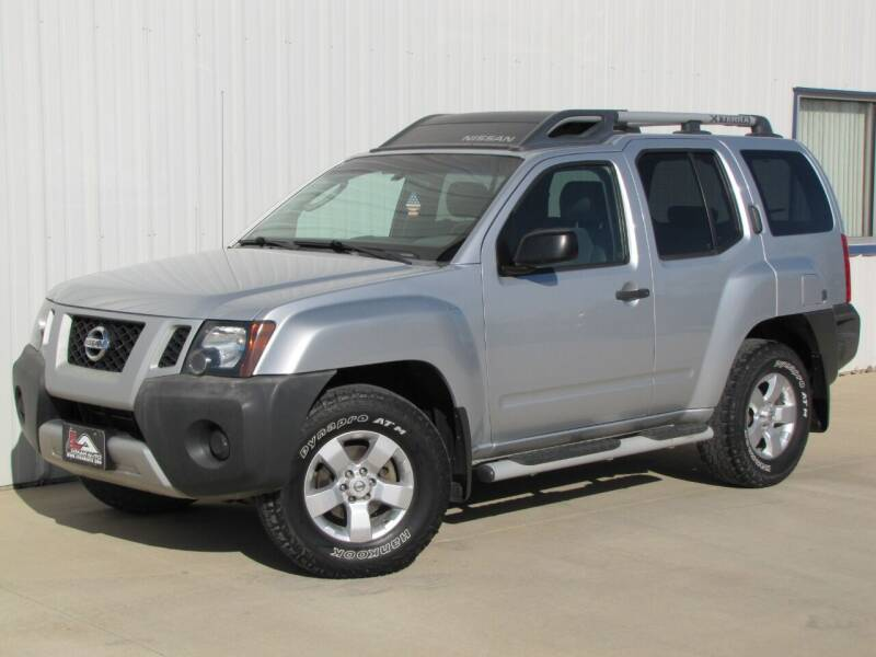 2009 Nissan Xterra for sale at Lyman Auto in Griswold IA