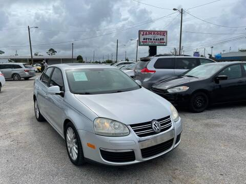 2008 Volkswagen Jetta for sale at Jamrock Auto Sales of Panama City in Panama City FL