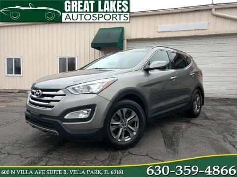2014 Hyundai Santa Fe Sport for sale at Great Lakes AutoSports in Villa Park IL