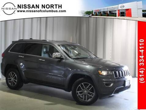2018 Jeep Grand Cherokee for sale at Auto Center of Columbus in Columbus OH