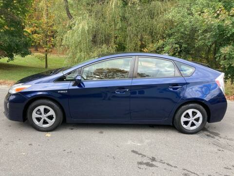 2012 Toyota Prius for sale at MICHAEL MOTORS in Farmington ME