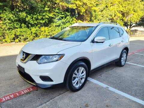 2015 Nissan Rogue for sale at DFW Autohaus in Dallas TX