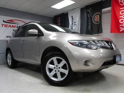 2010 Nissan Murano for sale at TEAM MOTORS LLC in East Dundee IL
