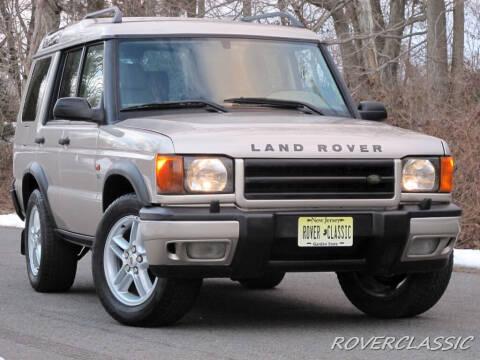 2002 Land Rover Discovery Series II for sale at Isuzu Classic in Cream Ridge NJ