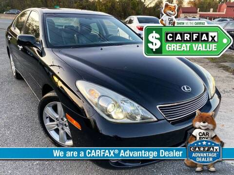 2005 Lexus ES 330 for sale at High Rated Auto Company in Abingdon MD