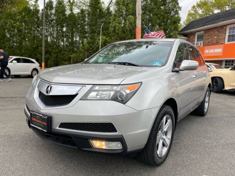 2011 Acura MDX for sale at Bloomingdale Auto Group in Bloomingdale NJ