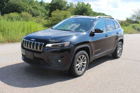 2019 Jeep Cherokee for sale at Imotobank in Walpole MA