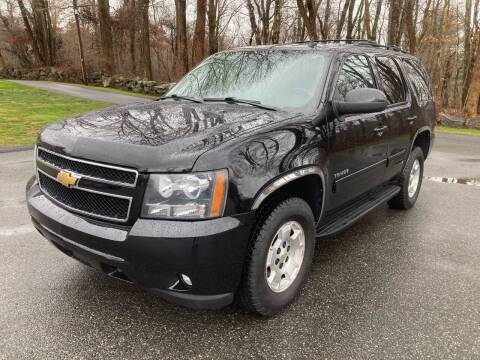 2013 Chevrolet Tahoe for sale at Lou Rivers Used Cars in Palmer MA