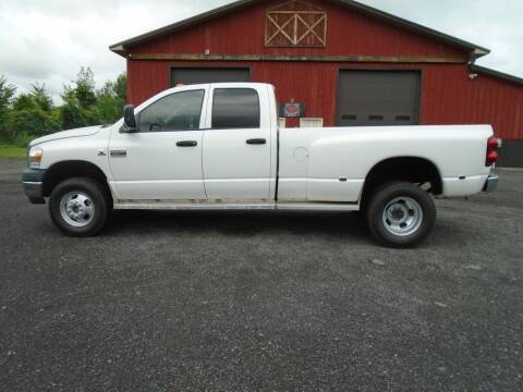 2007 Dodge Ram Pickup 3500 for sale at Celtic Cycles in Voorheesville NY