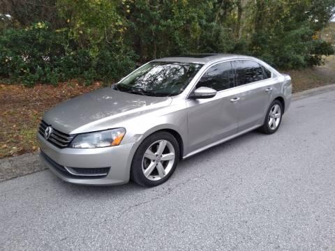 2012 Volkswagen Passat for sale at Low Price Auto Sales LLC in Palm Harbor FL