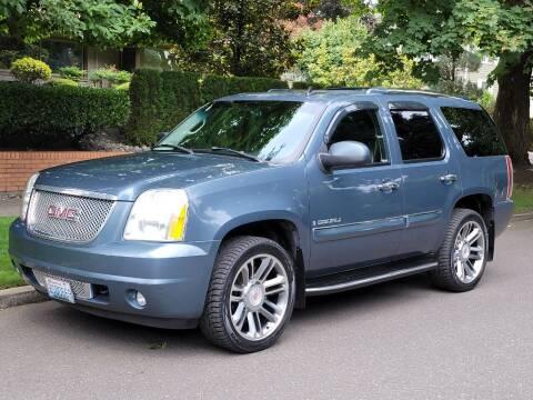 2007 GMC Yukon for sale at JB Motorsports LLC in Portland OR