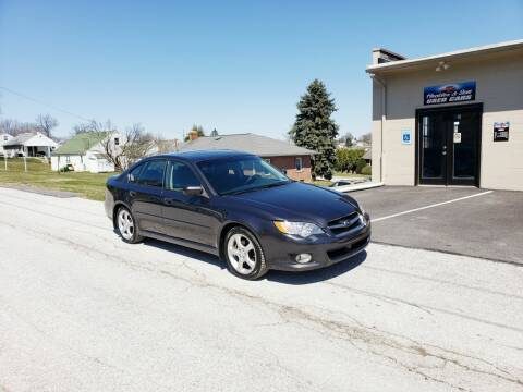 2008 Subaru Legacy for sale at Hackler & Son Used Cars in Red Lion PA