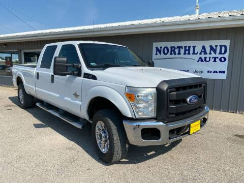 2011 Ford F-250 Super Duty for sale at Northland Auto in Humboldt IA