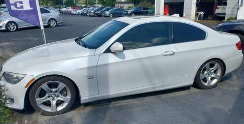 2011 BMW 3 Series for sale at Clinton MotorCars in Shrewsbury MA