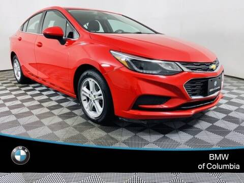2017 Chevrolet Cruze for sale at Preowned of Columbia in Columbia MO