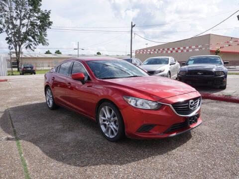 2015 Mazda MAZDA6 for sale at BLUE RIBBON MOTORS in Baton Rouge LA
