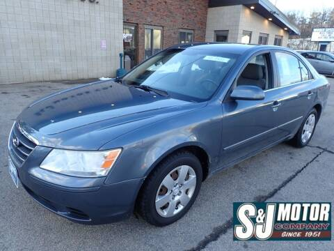 2010 Hyundai Sonata for sale at S & J Motor Co Inc. in Merrimack NH