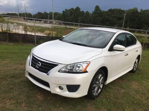 2013 Nissan Sentra for sale at Atlanta United Motors in Buford GA