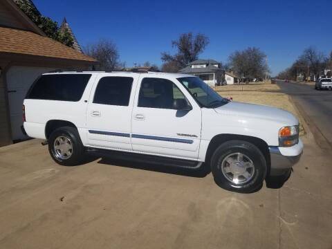 2006 GMC Yukon XL for sale at Eastern Motors in Altus OK