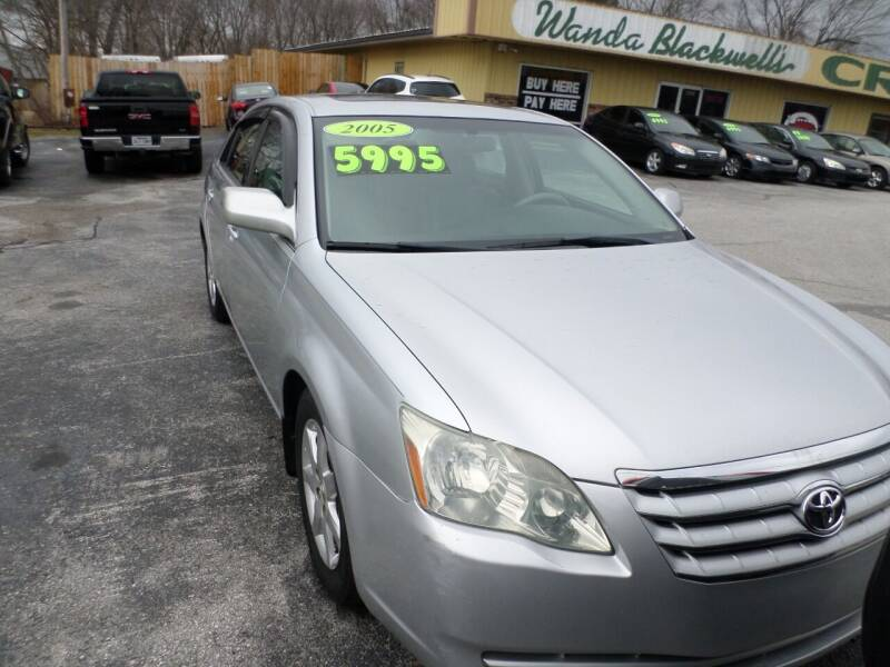 2005 Toyota Avalon for sale at Credit Cars of NWA in Bentonville AR