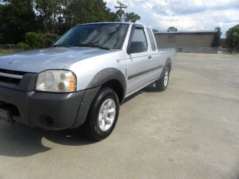 2002 Nissan Frontier for sale at VANN'S AUTO MART in Jesup GA