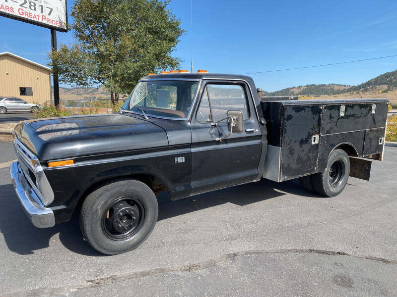 1976 Ford F-350 for sale at Big Deal Auto Sales in Rapid City SD