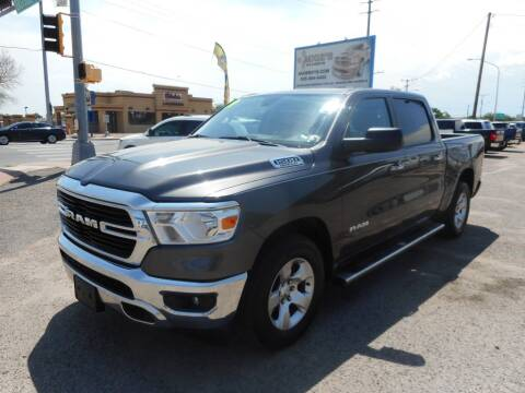 2019 RAM Ram Pickup 1500 for sale at AUGE'S SALES AND SERVICE in Belen NM