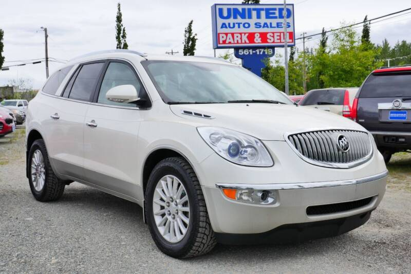 2011 Buick Enclave for sale at United Auto Sales in Anchorage AK