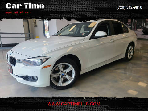 2015 BMW 3 Series for sale at Car Time in Denver CO