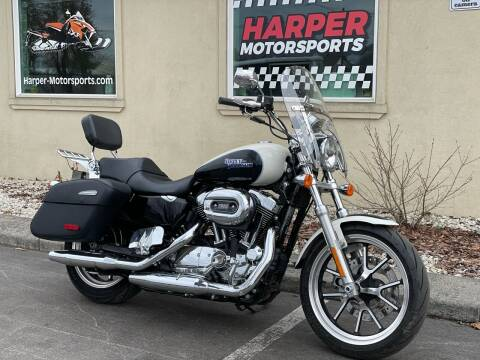 2014 Harley-Davidson XL1200 Super Low for sale at Harper Motorsports-Powersports in Post Falls ID