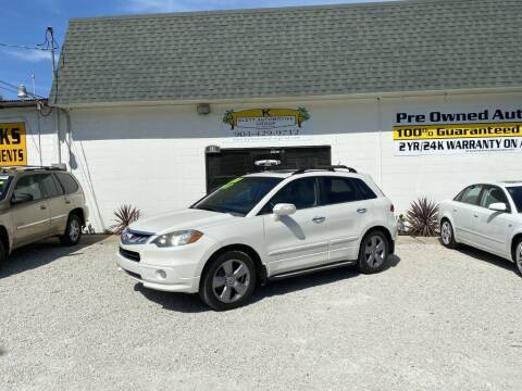2007 Acura RDX for sale at Klett Automotive Group in Saint Augustine FL