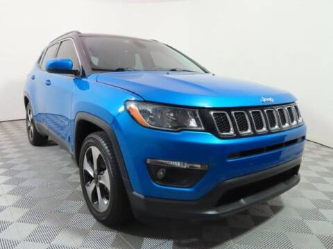 2017 Jeep Compass for sale at Curry's Cars Powered by Autohouse - Auto House Scottsdale in Scottsdale AZ
