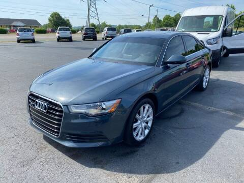 2014 Audi A6 for sale at Elite Auto Brokers in Lenoir NC