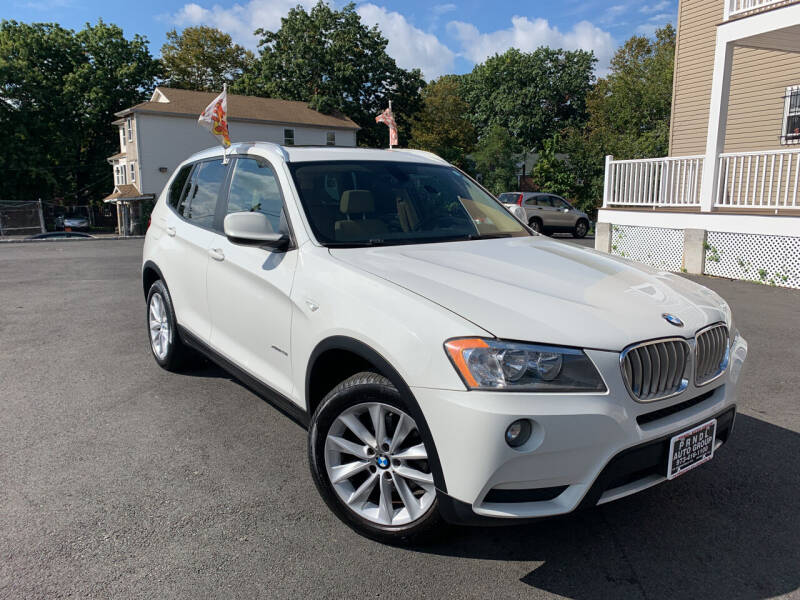 2013 BMW X3 for sale at PRNDL Auto Group in Irvington NJ