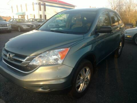 2011 Honda CR-V for sale at IMPORT MOTORSPORTS in Hickory NC