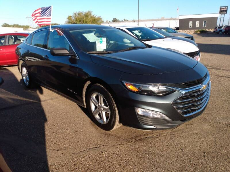 2019 Chevrolet Malibu for sale at L & J Motors in Mandan ND