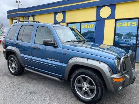 2003 Jeep Liberty for sale at Star Cars Inc in Fredericksburg VA