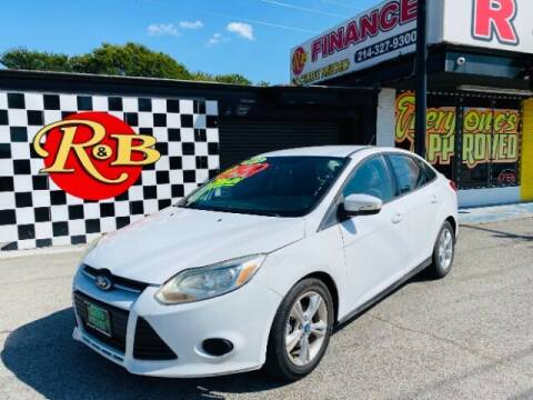 2013 Ford Focus for sale at www.rnbfinance.com in Dallas TX