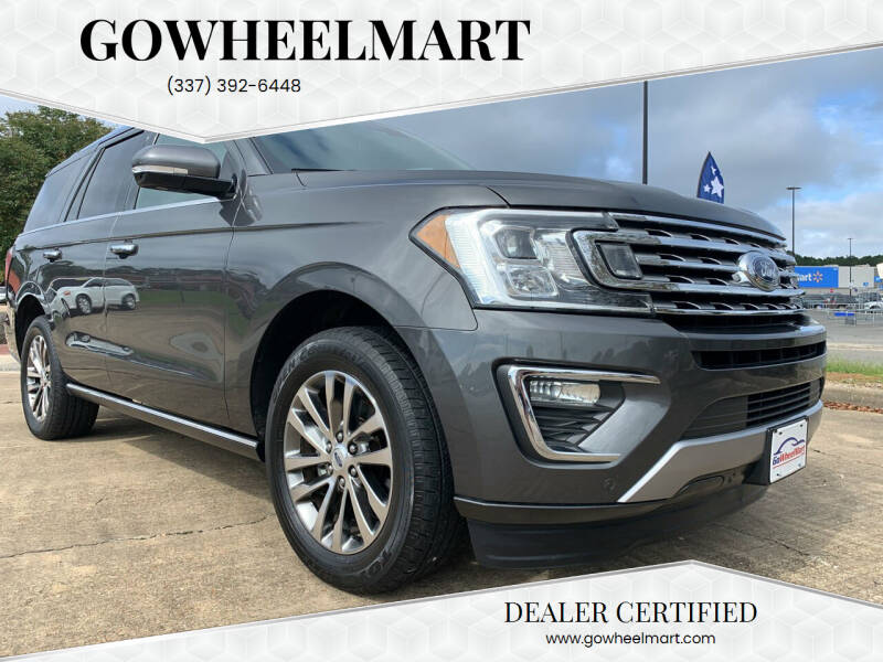 2018 Ford Expedition for sale at GOWHEELMART in Leesville LA