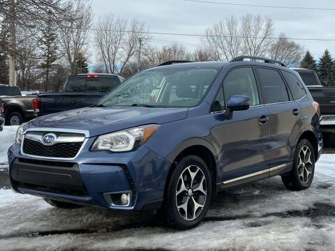 2015 Subaru Forester for sale at North Imports LLC in Burnsville MN