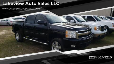 2008 Chevrolet Silverado 1500 for sale at Lakeview Auto Sales LLC in Sycamore GA