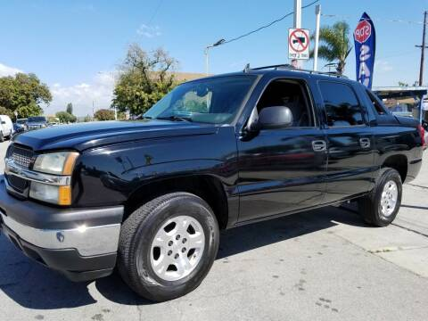 2006 Chevrolet Avalanche for sale at Olympic Motors in Los Angeles CA