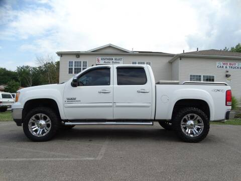 2009 GMC Sierra 1500 for sale at SOUTHERN SELECT AUTO SALES in Medina OH