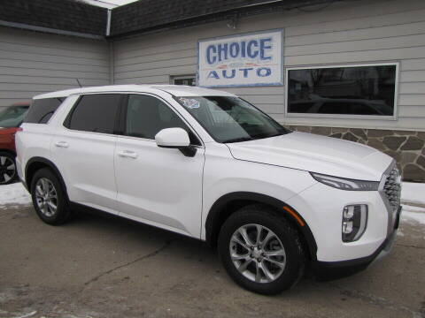 2020 Hyundai Palisade for sale at Choice Auto in Carroll IA