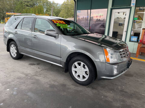 2004 Cadillac SRX for sale at Low Auto Sales in Sedro Woolley WA