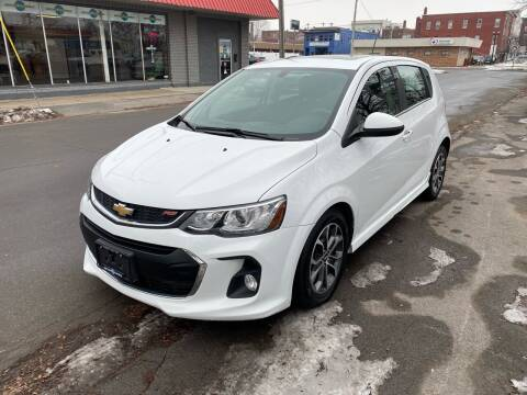 2017 Chevrolet Sonic for sale at Midtown Autoworld LLC in Herkimer NY