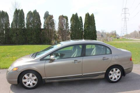 2006 Honda Civic for sale at D & B Auto Sales LLC in Washington Township MI
