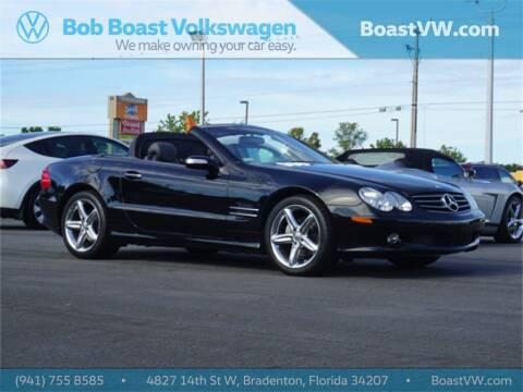 2006 Mercedes-Benz SL-Class for sale at Bob Boast Volkswagen in Bradenton FL
