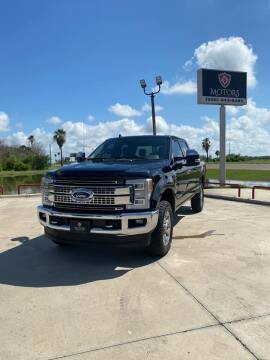 2019 Ford F-250 Super Duty for sale at A & V MOTORS in Hidalgo TX